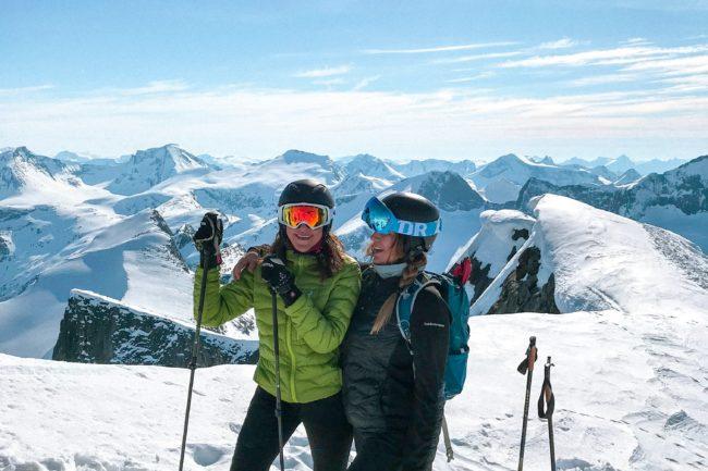 Skijanje u grupi